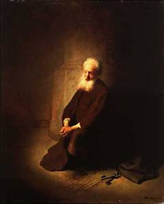 rembrandt_peter_in_prison400x499